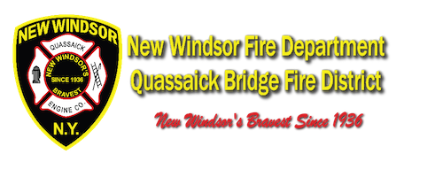 New Windsor Fire Department - Quassaick Bridge Fire District